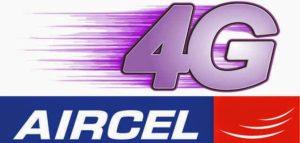 80GB Aircel Free Internet 3G Data at Rs. 303