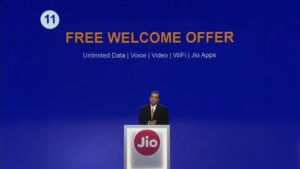 Reliance Jio Tariff Plans Commercial launch 5th September