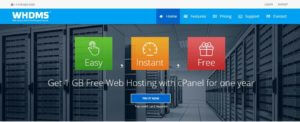 Premium Paid Hosting Package No CC Required