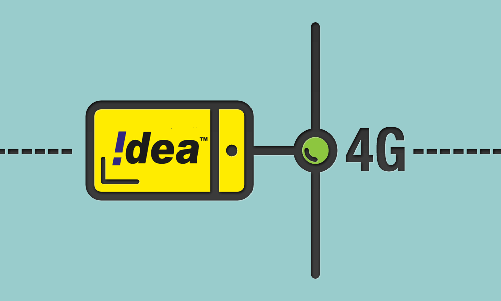 Official Idea 1GB 4G Internet Data Validity 10 Days