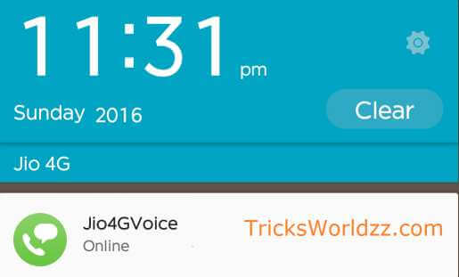 Fix Reliance Jio 4G Voice offline Problem