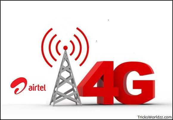 AirTel 4G Get 1GB Data Per Day for 84 Days at Rs 293
