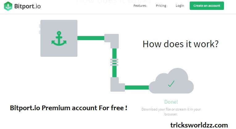 Cloud Bitport Premium Account Alternative of ZbigZ | ByteBX