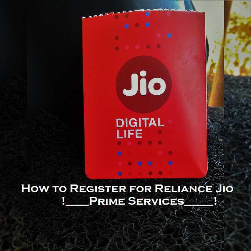 Get 100MB Free Internet Data Reliance Jio