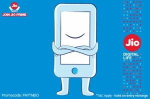 Enroll Reliance Jio Prime Recharge and Get Free Rs.10 Cashback