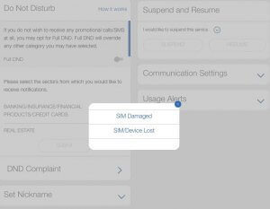 How to Deactivate Suspend Resume Reliance Jio 4G Sim Online