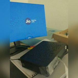 Reliance Jio DTH Set-Top Box Features and Specification