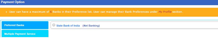 Book IRCTC Confirm Tatkal Ticket Online Preffered bank