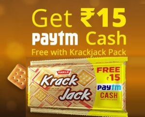 Paytm CrackJack Offer