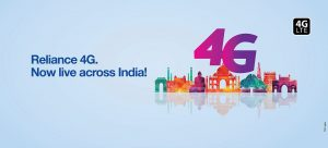R-Com Reliance 4G LTE Offers 70 GB 4G Data at Rs.148