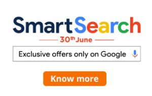 Big Bazaar Gift Voucher Get Rs. 100 With Smart Search Offer