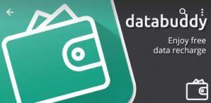 Free Recharge app DataBuddy