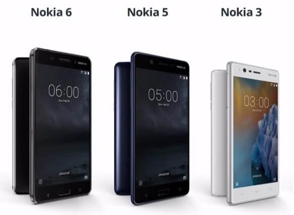 Nokia Launched Nokia 3 Nokia 5 Nokia 6 Overpriced