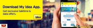 Get 512MB 4G Free Internet Data My Idea App