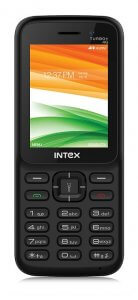 Intex Turbo+ 4G VoLTE Featured Phone