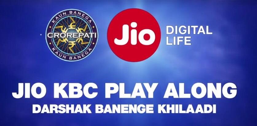 Play Kaun Banega Crorepati Reliance Jio Win Crore