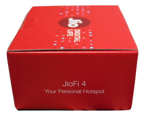 Latest Reliance JioFi 4 Specifications, Features & Pricing