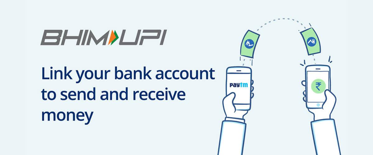 PayTm UPI Cashback offer Get Your PayTM UPI Address