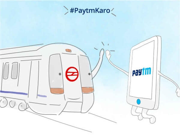 PayTM Metro Card Recharge Get Rs 50 Cashback